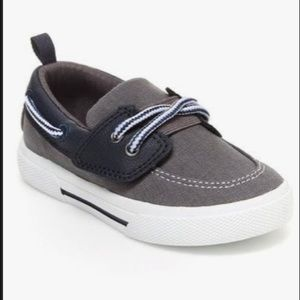 3/$30 Carter's Boat Shoes